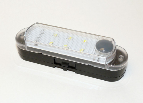 Compact LED Battery Operated Dome Light
