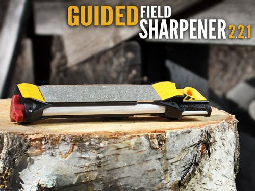 Work Sharp Guided Field Sharpener 221