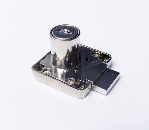 Armstrong Deadbolt Rim Lock 507-11 11mm Nickel