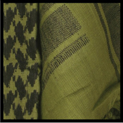 Camcon Shemagh Olive Black 61030