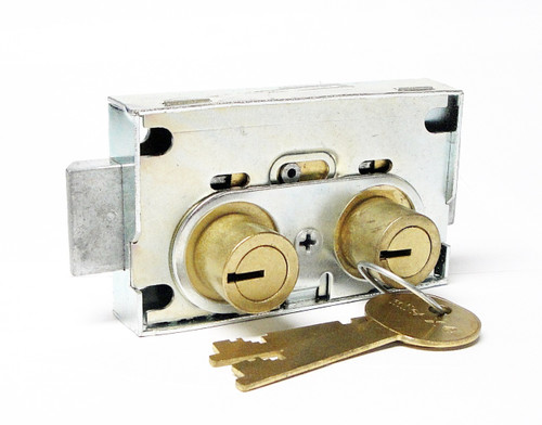 Miles X4 Safe Deposit Lock (Old Style)