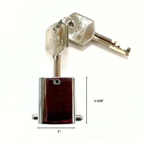 Amsec Key Lock #0415034
