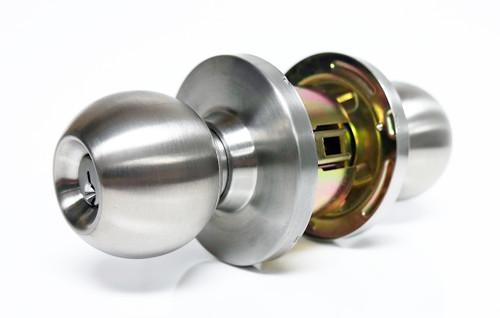 USCAN US53P 900 Series Grade 2 Cylindrical Entrance Lockset-2-3/4 Backset