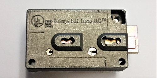 Bullseye B175 Diebold Replacement Safe Deposit Lock-Right Hand