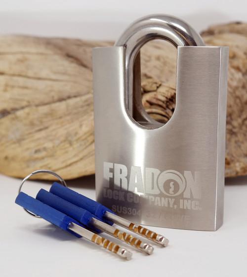 Fradon Lock High Security Shrouded Padlock