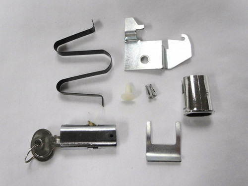SRS 2190 HON F26 STYLE FILE CABINET LOCK KIT KEYED DIFFERENT