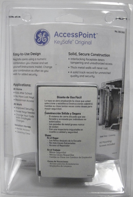GE Access Point Original Wall Mount Keysafe