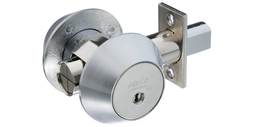 Abloy Protec2 Single Cylinder Deadbolt  ME153T