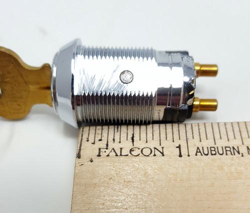 Chicago Switch Lock 2274-80-NC Low Voltage