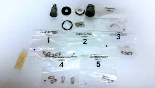 Strattec 703369 Ford/Mazda Door Lock Service Package