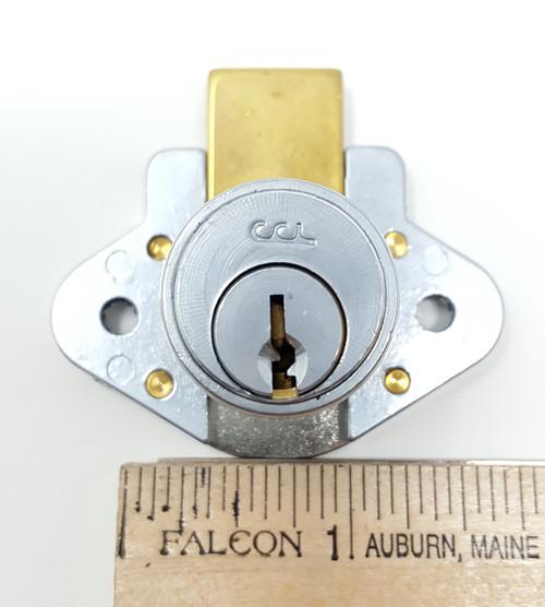 CCL Diamondback Cabinet Lock Pin Tumbler 26D KD