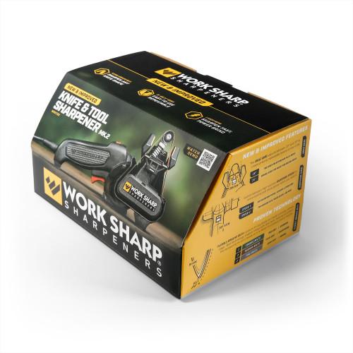 Work Sharp Knife & Tool Sharpener MK.2 WSKTS2
