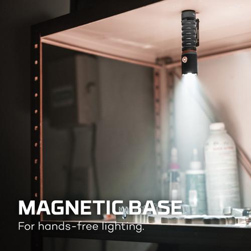 Nebo Torchy 2K 2000 Lumen Flashlight USB Rechargeable