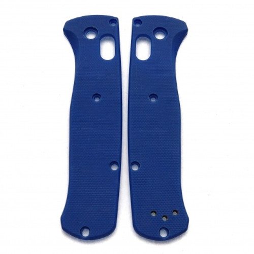 Flytanium G-10 Scales for Benchmade Bugout Knife - Blue