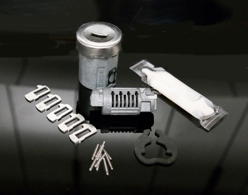 Strattec 707592 Ford Focus/Explorer & Others Ignition Kit