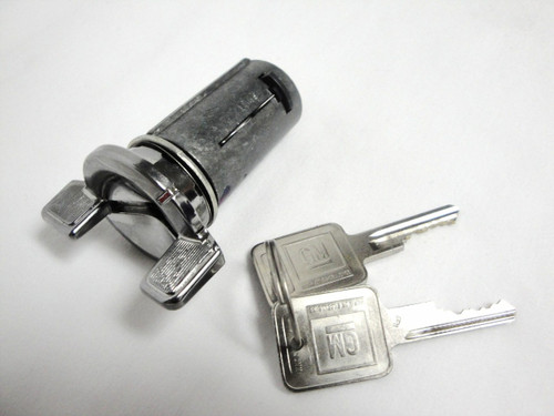 Strattec 607893 GM Snap In Ignition Lock With Keys