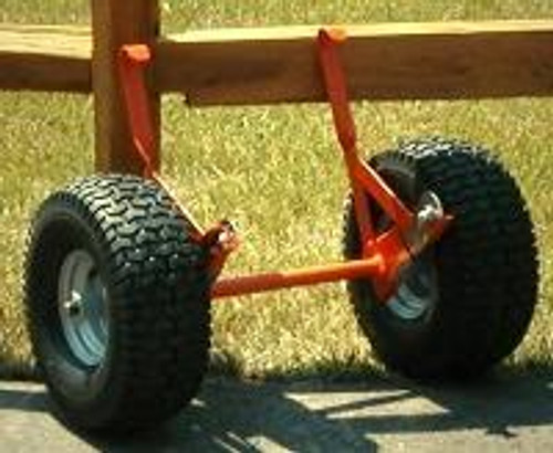 Lectro-Truck All Terrain Wheel Attachment