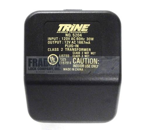Trine 5204 Plug In Transformer 12VAC