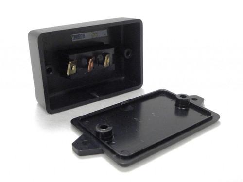Camden CM830 Remote Release Switch Black Plastic