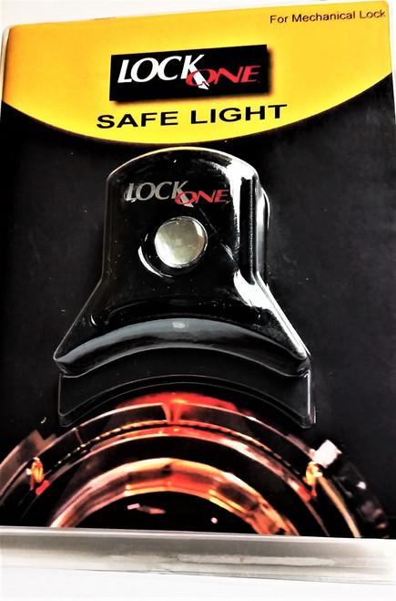 Safe Light For Mechanical Locks