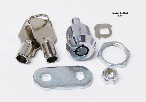 Short Tubular Cam Lock 2400AS