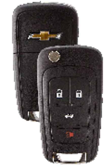 Strattec 5921872 Chevy Cruz Remote Flip Key