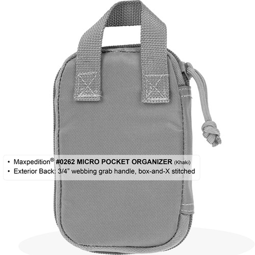 Maxpedition 0262 Micro Pocket Organizer