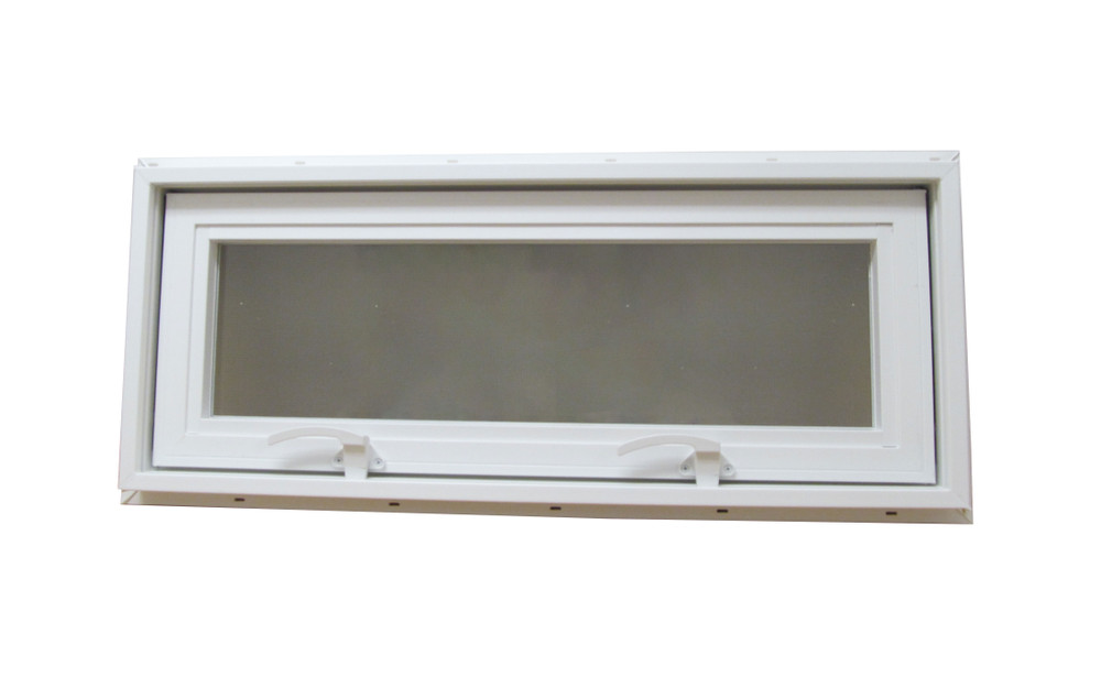 """36"""" x 16"""" Awning / Hopper Style Window Double Pane Insulated"""