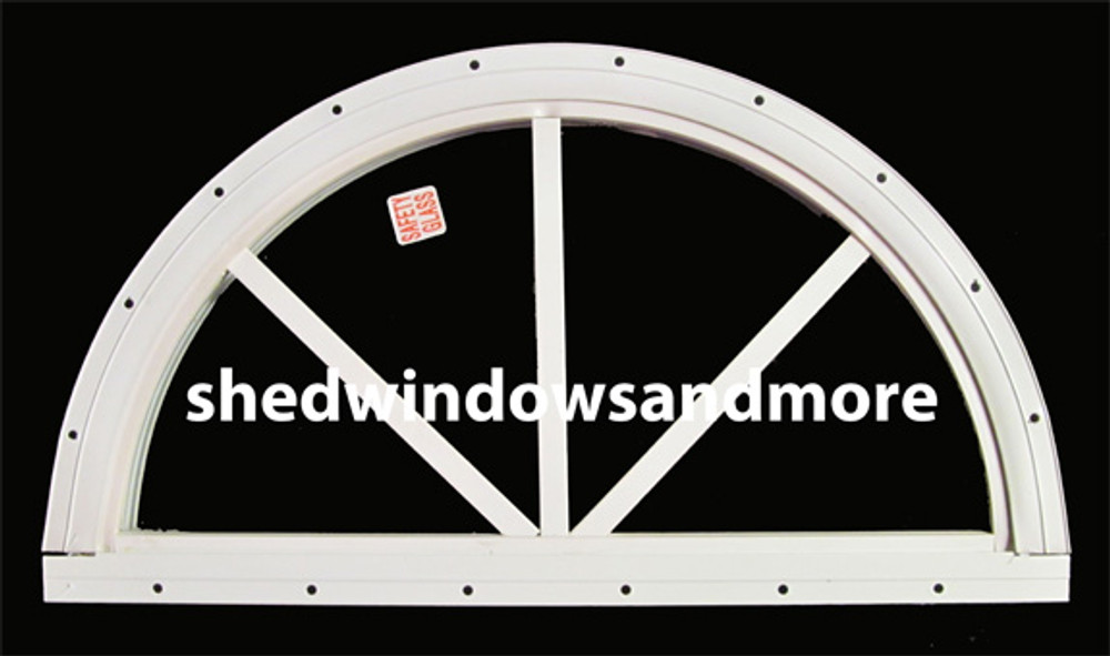"18"" Sunburst Window"