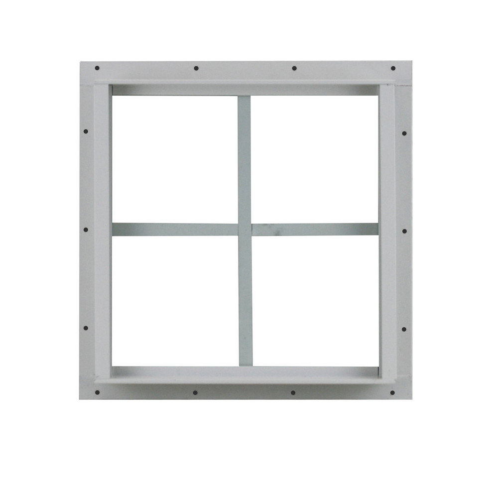 12x12 White Flush Play House, Tree House and Shed Windows
