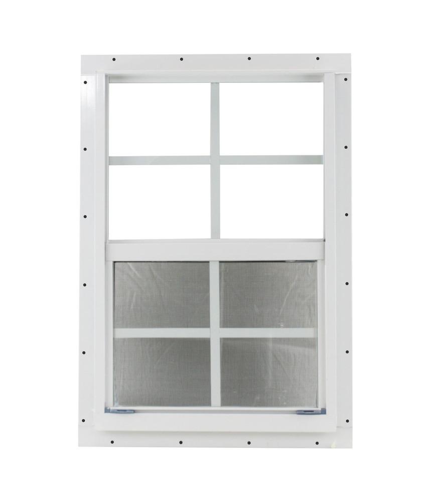 """12"""" x 18"""" Chicken Coop Window - Safety Glass"""