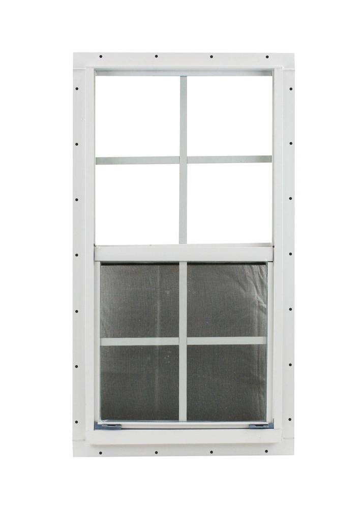 """14"""" x 27"""" Chicken Coop Window - Safety Glass"""
