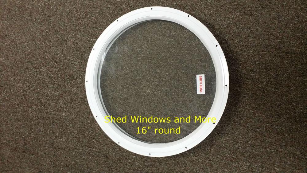 """16"""" Round Window"""