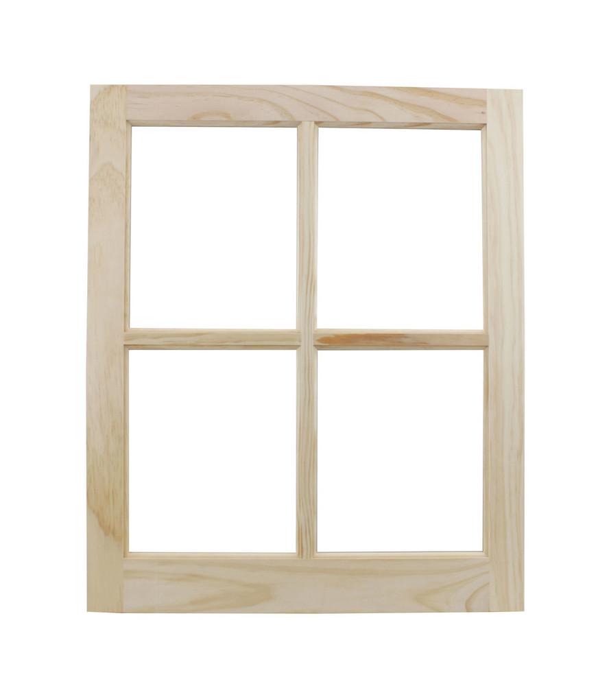 24x29 Wood Barn Sash