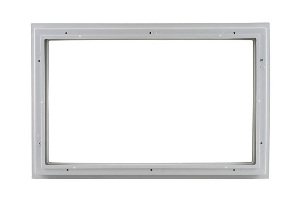 Garage Door Window Plain Window (1001)