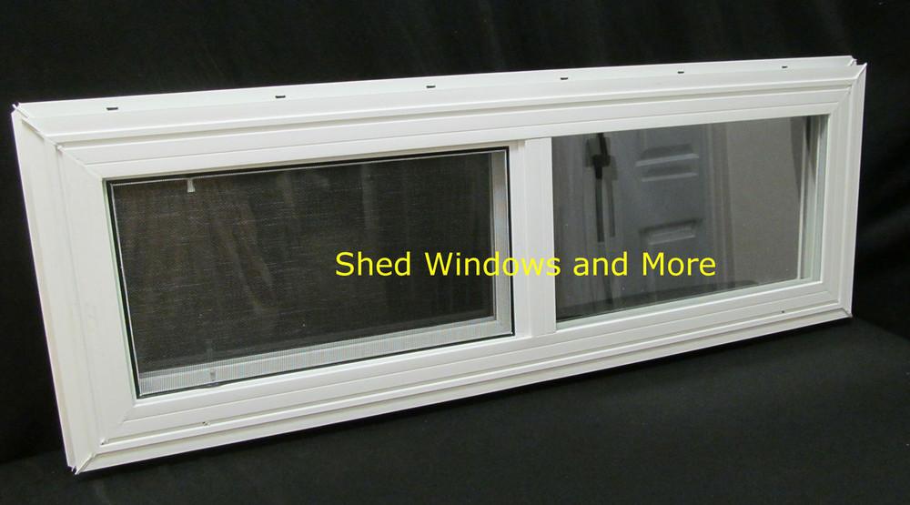 Horizontal Slider Window 36 X 12 Inch Diy Projects