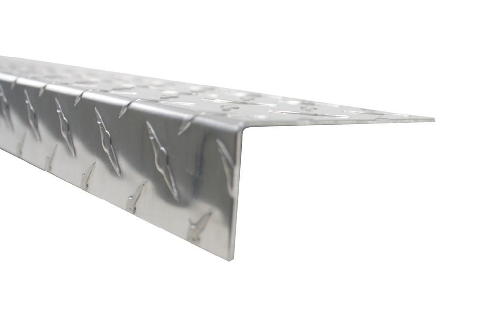 "36"" X 4"" Diamond Plate Threshold"