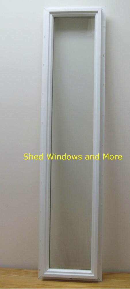10x48 Transom Double Pane Vinyl Window