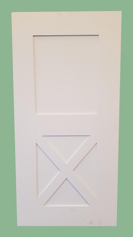 "24"" x 60"" Playhouse Door - Barn Style"