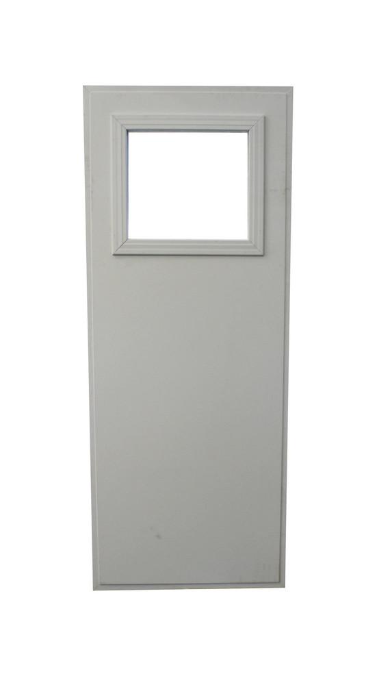"24"" x 48"" Playhouse Door - Craftsman Style with Window"