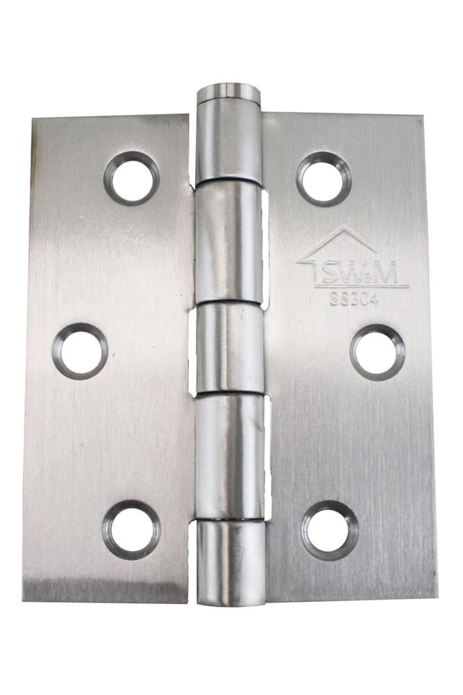"""3"""" Butt Hinge Stainless Steel"""