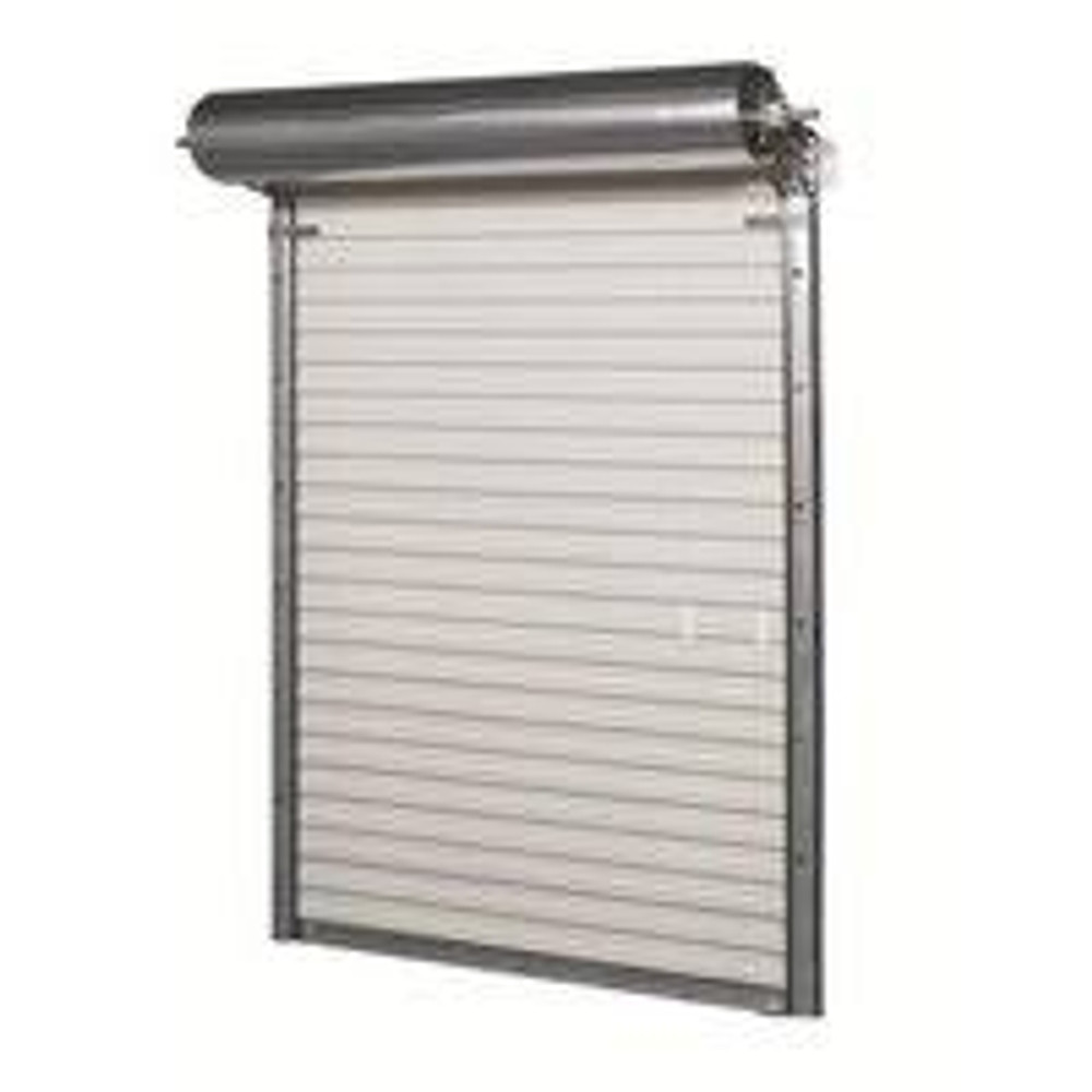 10' x 10' Roll Up Door White