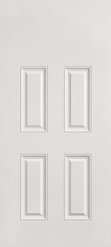 "30"" x 72"" 4 Panel Fiberglass Shed Doors"