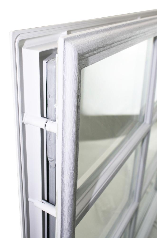Door Glass 9-Lite