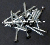 "#8x1-3/4"" Screws with Black Head"
