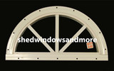 "14"" Sunburst Window"