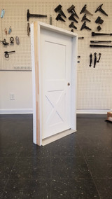 Playhouse Door Jamb Kits