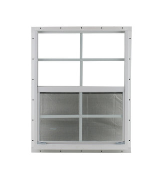 "24"" x 27"" Shed Window - Safety Glass"