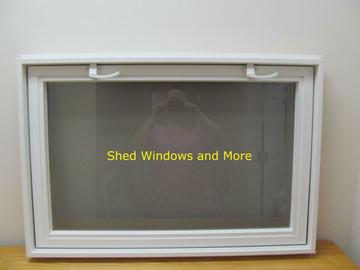 "36"" x 24"" Insulated Glass Pane Vinyl Window"
