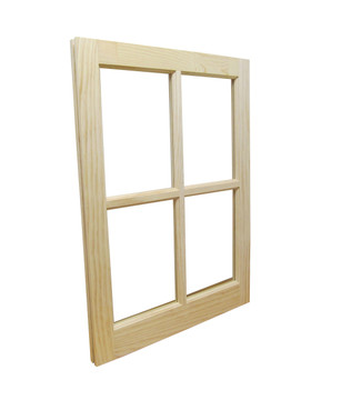 22x29 Wood Barn Sash